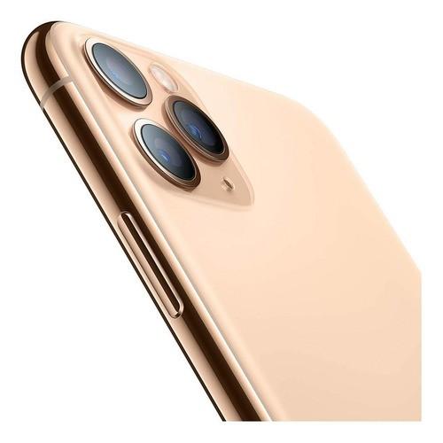 iPhone 11 Pro Max, Seminovo 64 GB, Dourado