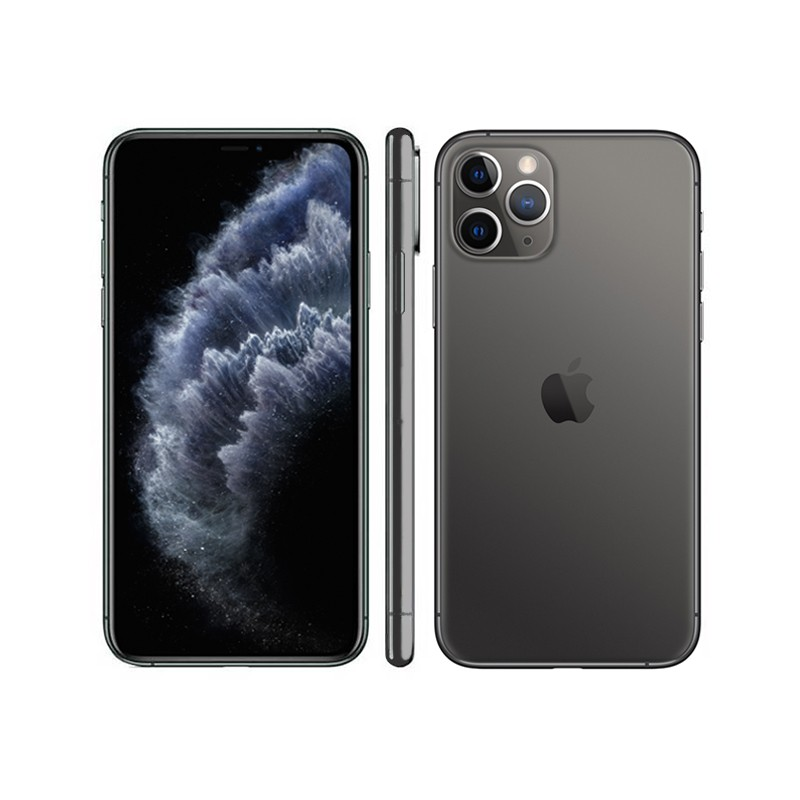 iPhone 11 Pro Max, Seminovo 256 GB, Preto