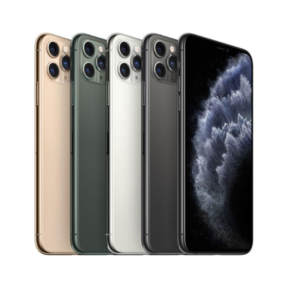 iPhone 11 Pro Max, Seminovo 64 GB, Prata