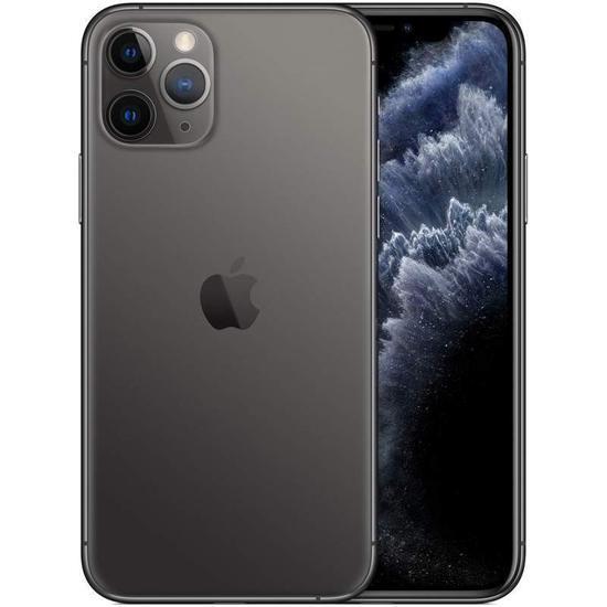 iPhone 11 Pro, Seminovo 512 GB, Preto