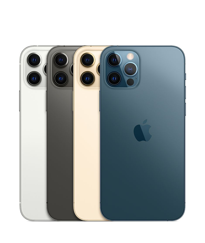 iPhone 12 Pro Max, Novo 256 GB, Grafite