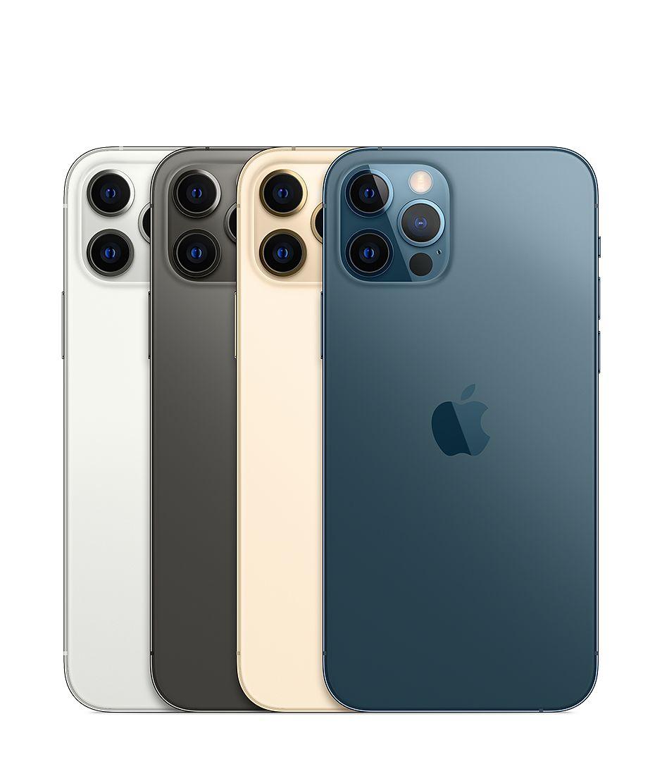 iPhone 12 Pro, Novo 128 GB, Dourado