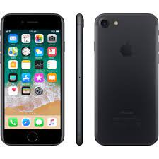 iPhone 7, Seminovo 128 GB, Black