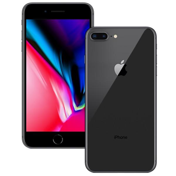 iPhone 8 Plus, Seminovo 64GB, Preto