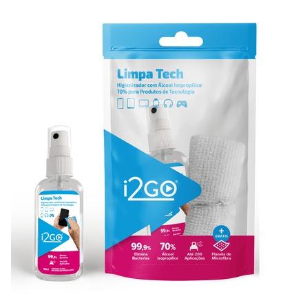 Limpa Telas Limpa Tech i2GO
