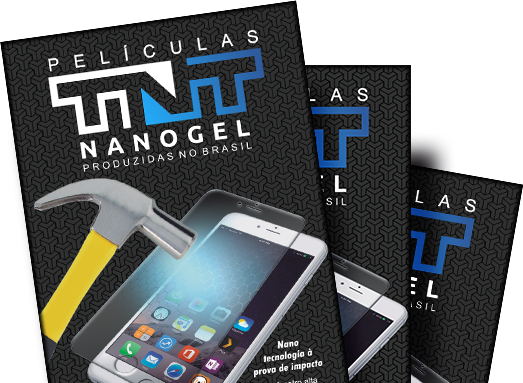 Película Nanogel iPhone 11 Verso