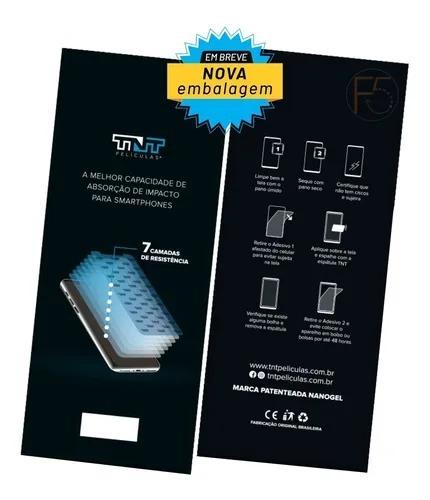 Película Nanogel iPhone XS Max Verso