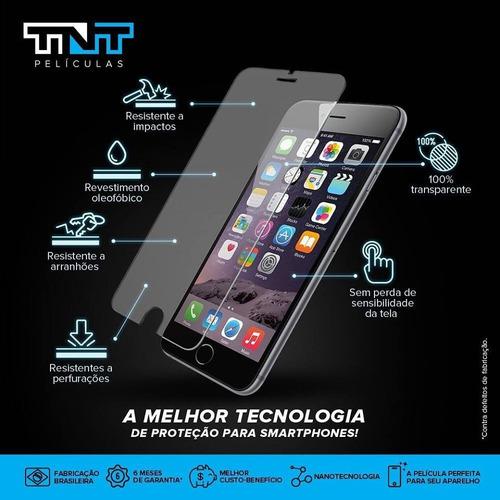 Película Nanogel iPhone XS Verso