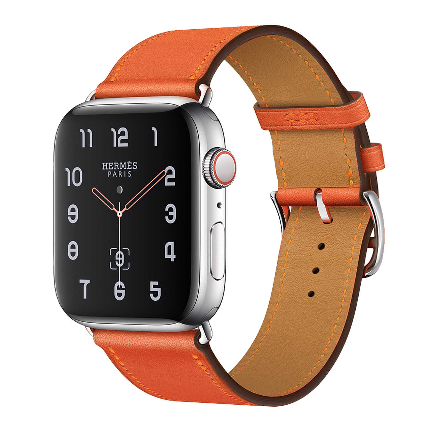 Pulseira Hermes Orange 38/40mm