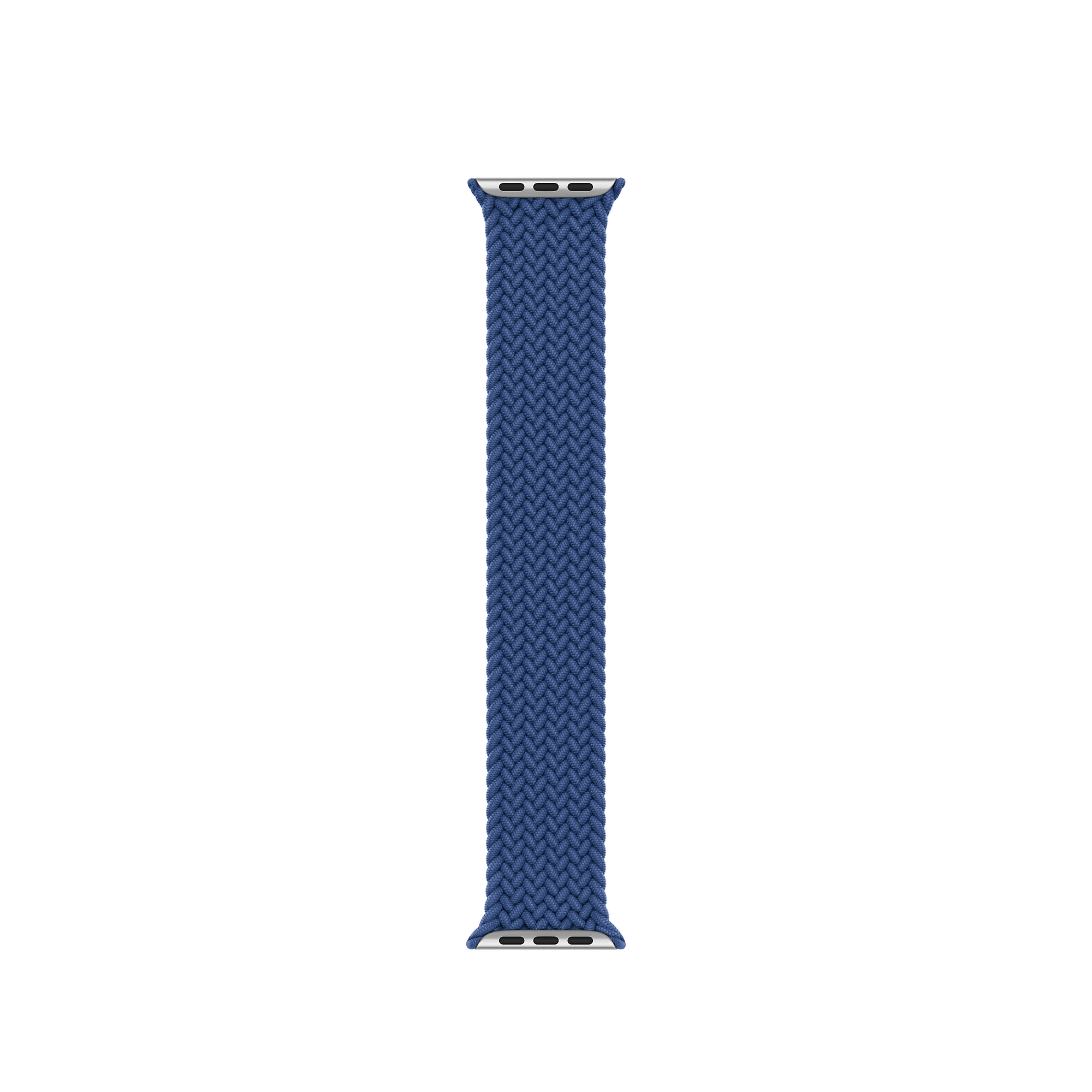Pulseira LOOP Nylon Trançado Azul 42/44mm L