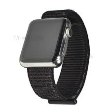 Pulseira Nylon Velcro Loop Apple Watch Esportivo