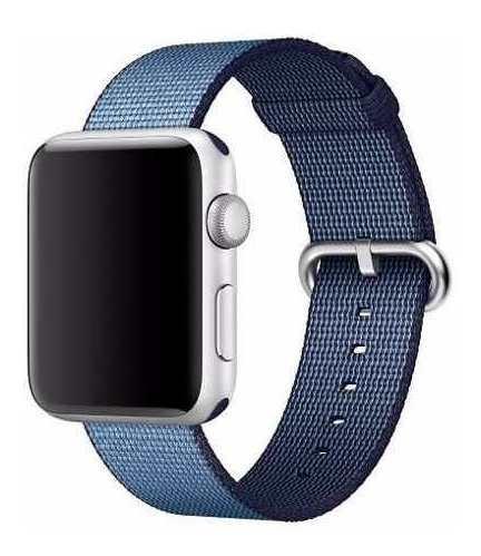 Pulseira Para Apple Watch - Tecido 38/40mm