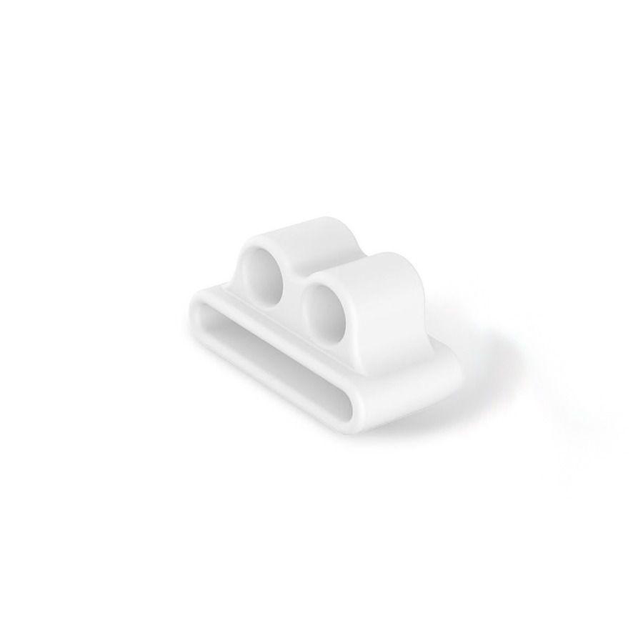 Suporte Air pods Para Apple Watch, Branco