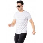 Camiseta Manga Curta Full Dunching Branca