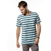 Camiseta Manga Curta Listrada London Verde
