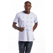 Camiseta Manga Curta Salt Sea Branca