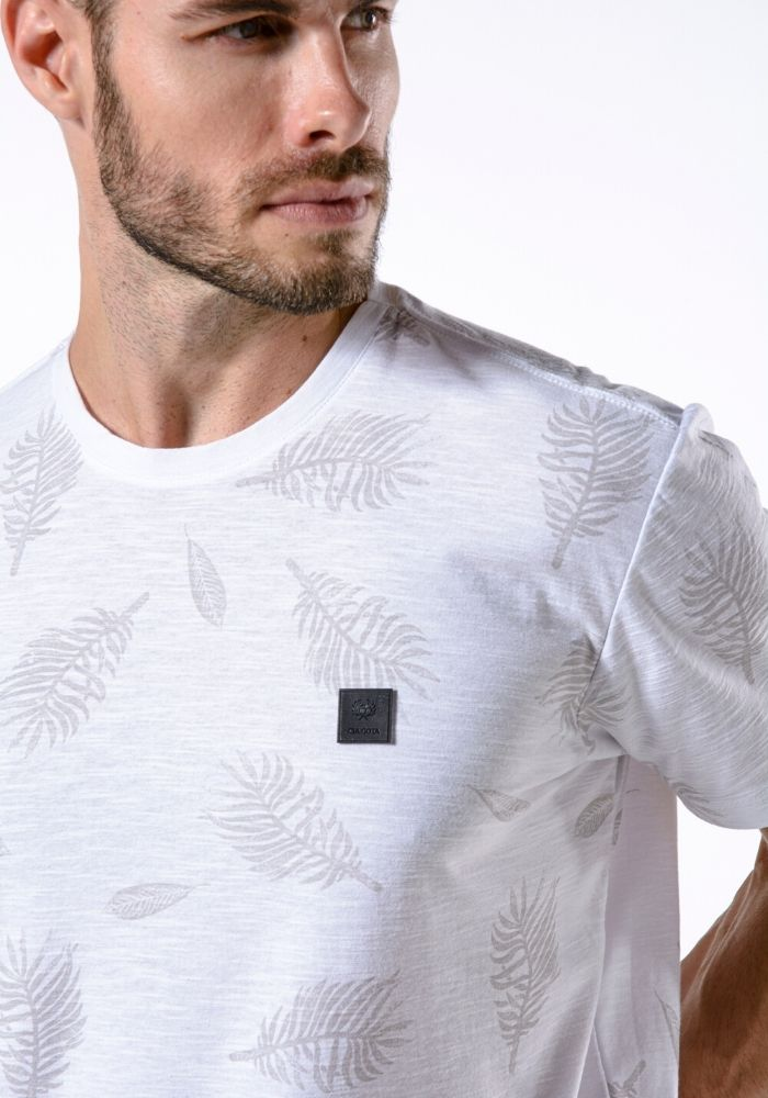 Camiseta Manga Curta Full Tropical