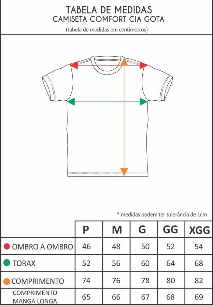 Camiseta Manga Curta Ton Sur Ton Preto Mescla