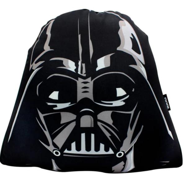 Almofada Formato Darth Vader Star Wars