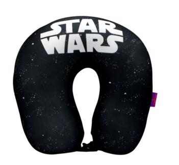Almofada Pescoço Microperolas Star Wars