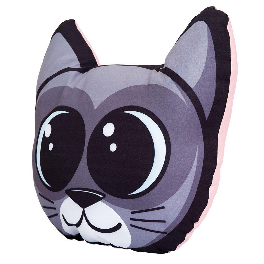 Almofada Shape Cat Love Uatt