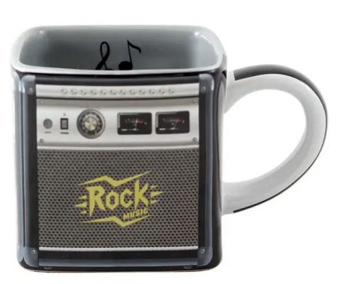 Caneca Cubo 300ml Amplificador