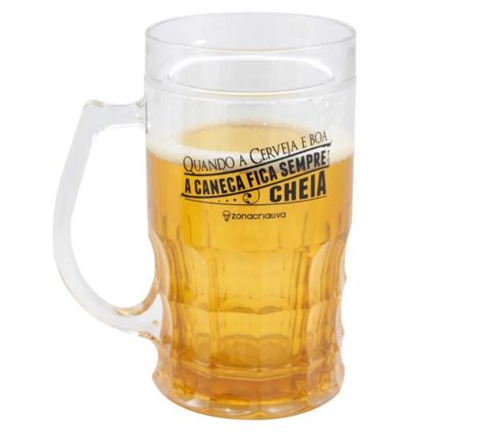 Caneca de Chopp 500ml Cerveja