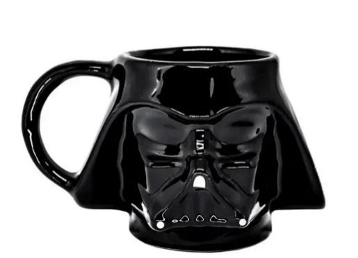 Caneca Formato 3D 500ml Darth Vader