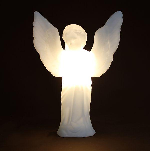 Luminária Anjo Branco Usare