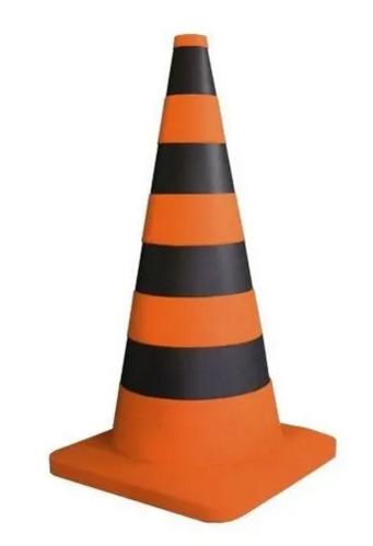 Luminária cone de trânsito