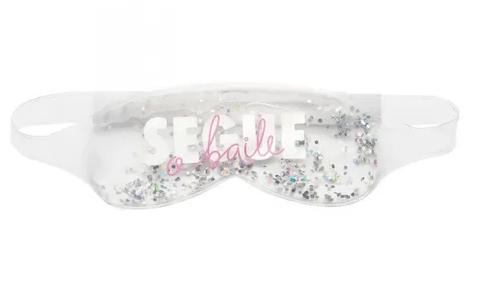 Mascara de Gel com Glitter Baile