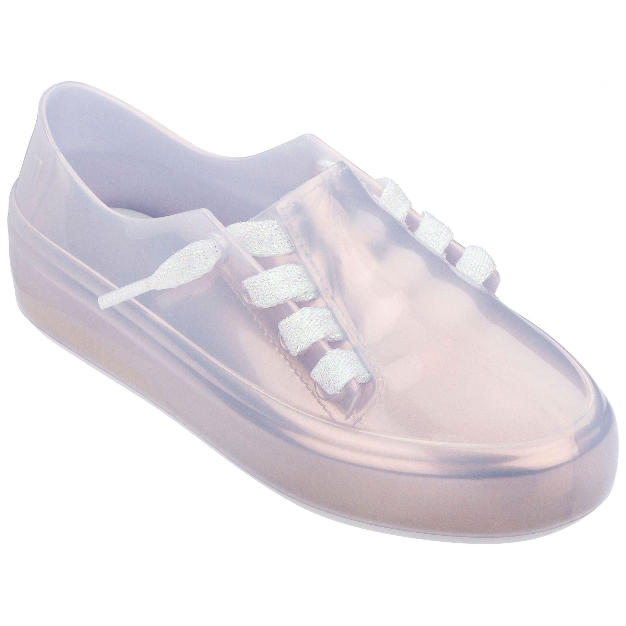 Melissa Mel Ulitsa Sneaker Branco Perolado Branco