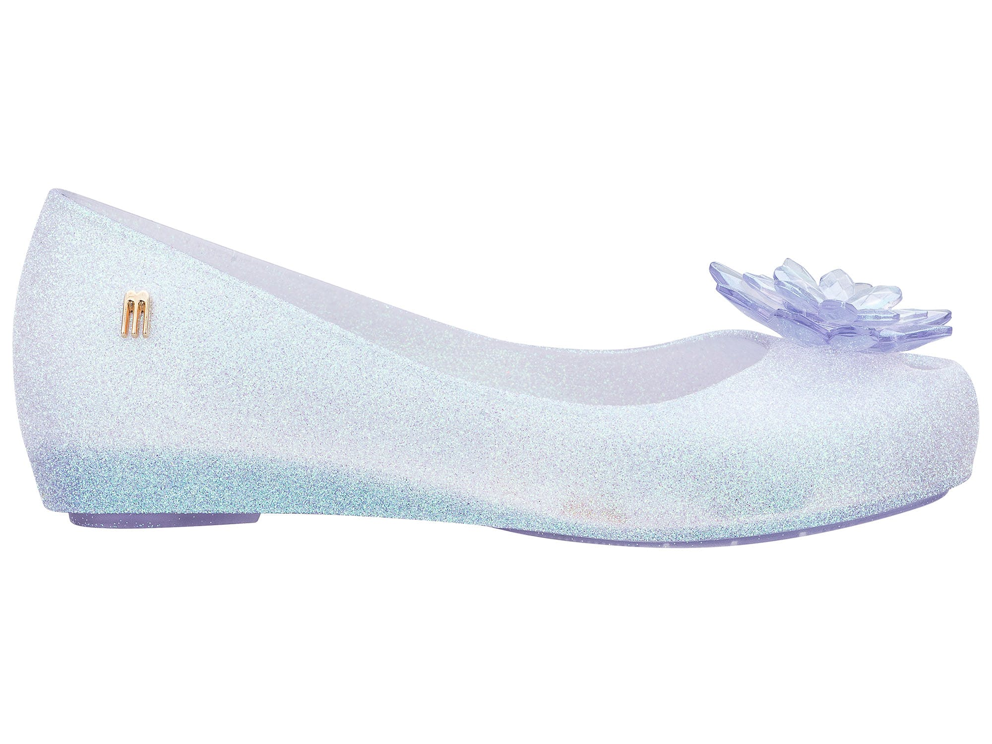 Melissa Mel Ultragirl Frozen Vidro Glitter