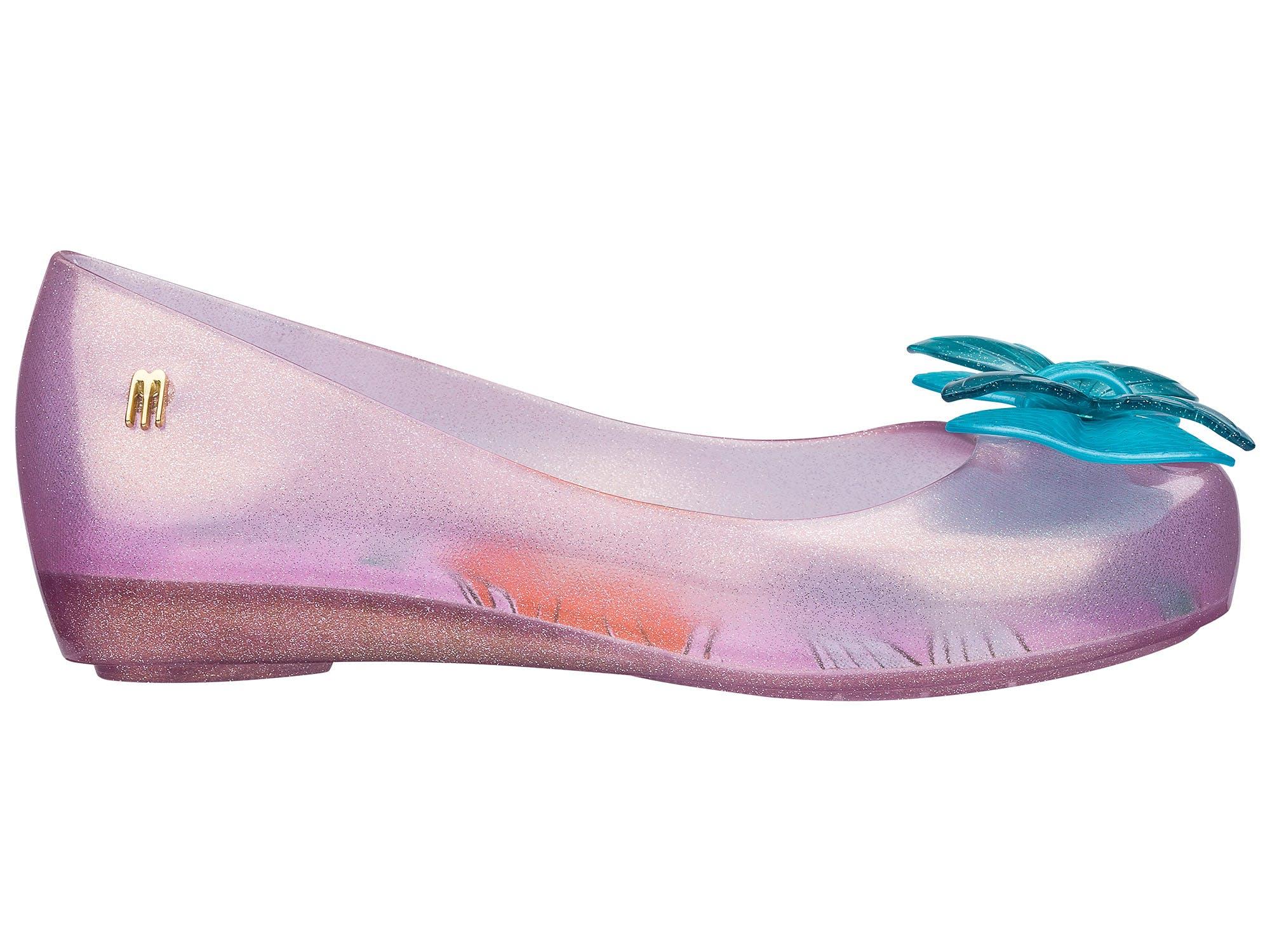 Melissa Mel Ultragirl Little Mermaid Rosa Azul