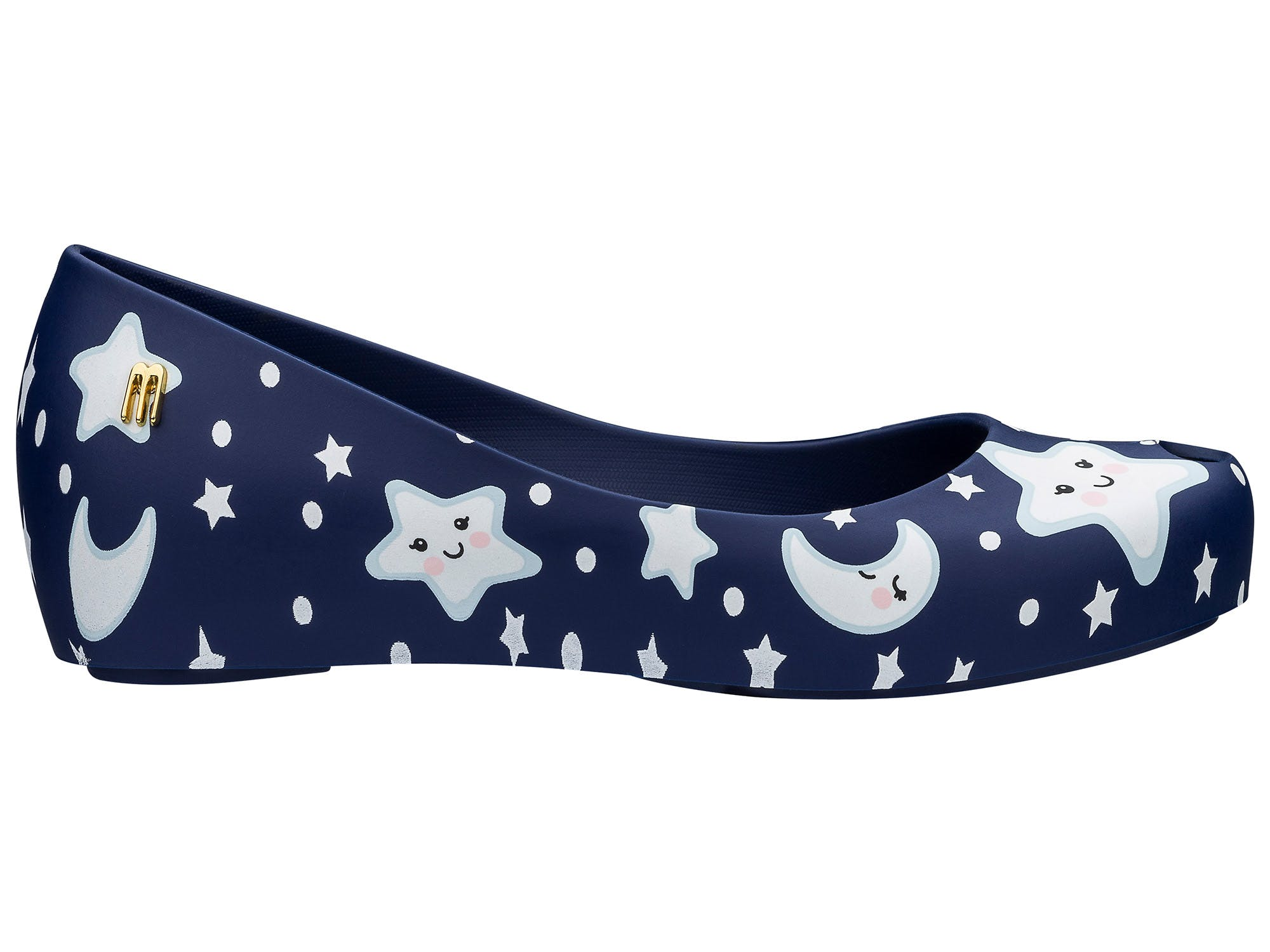 Melissa Mel Ultragirl Sweet Dreams Azul Branco