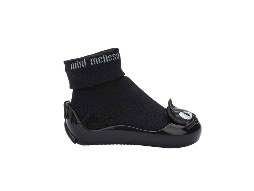 Mini Melissa Alpha Play Preto Opaco