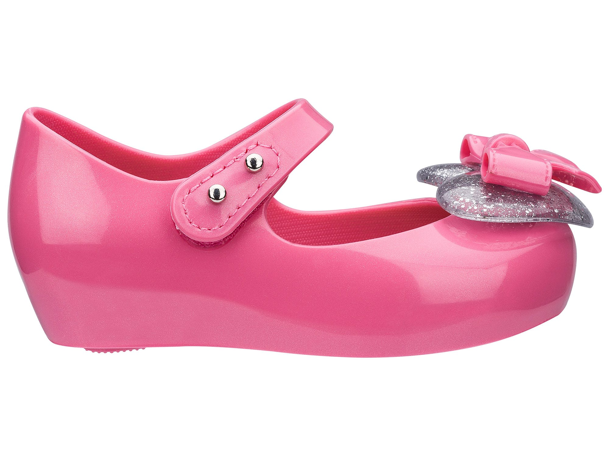Mini Melissa Ultragirl Princess Rosa Bege