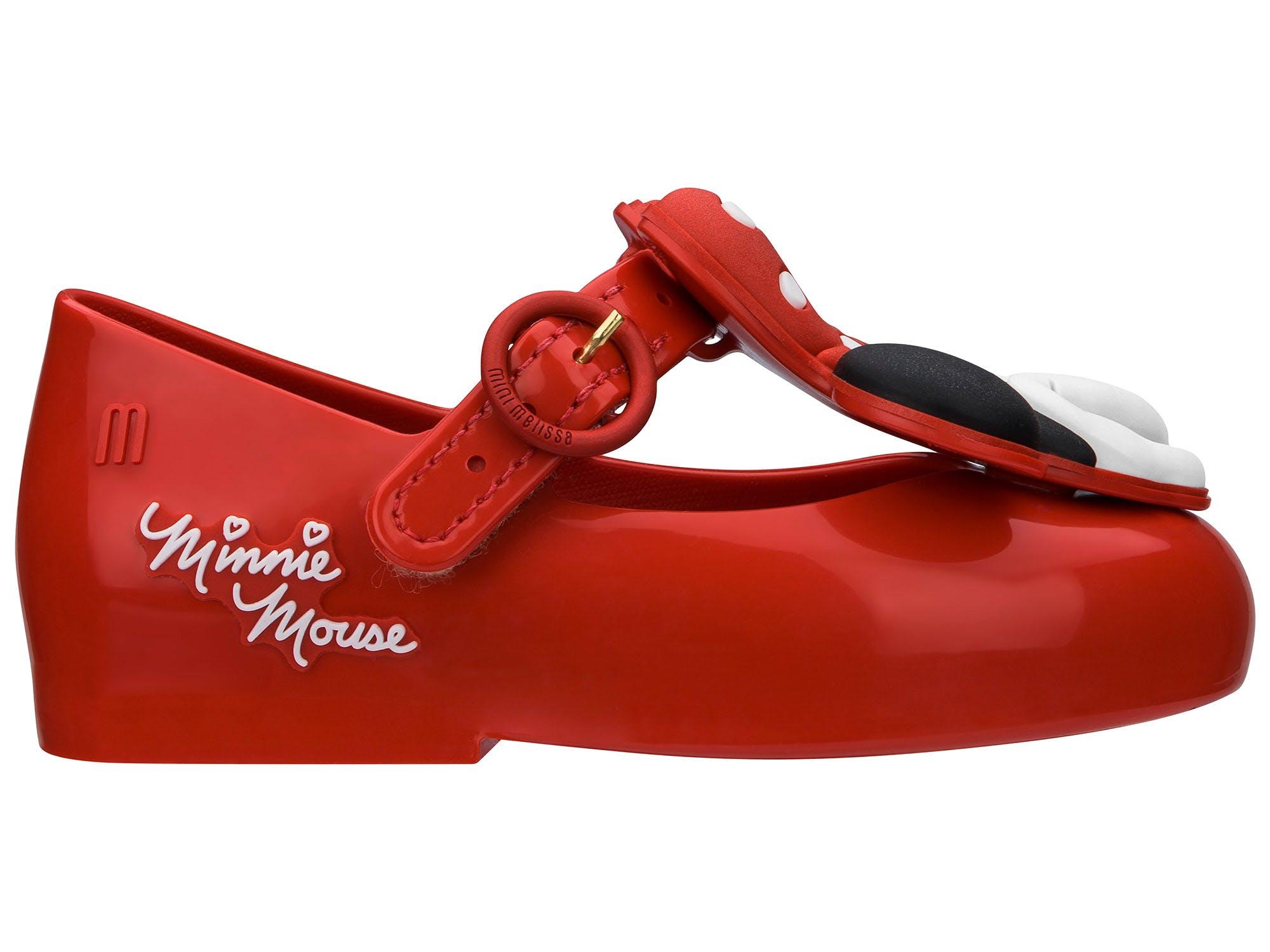 Mini Sweet Love Minnie Vermelho Galapagos
