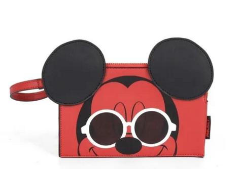 Necessaire Mickey Vermelha