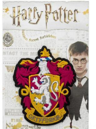 Patch Harry Potter Grifinoria
