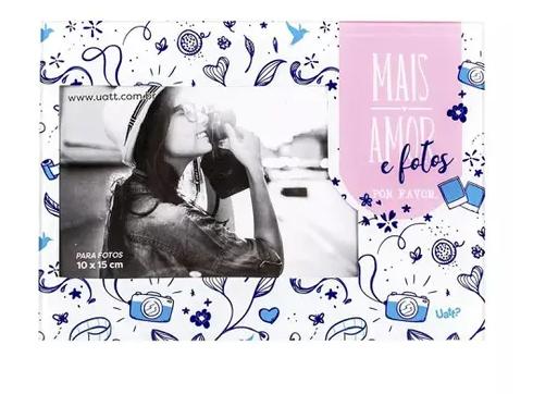 Porta retratos Mais Amor - Uatt - 10x15