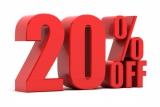 20% MELISSAS