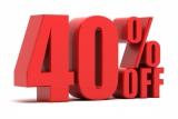 mel 40%