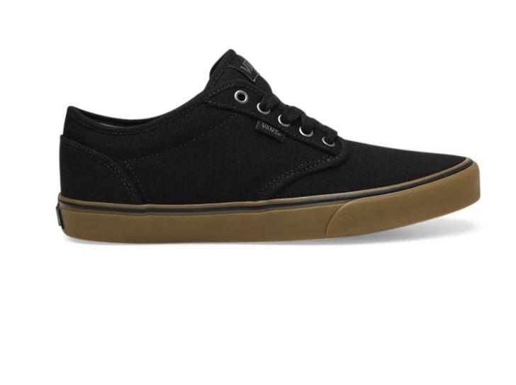 Tenis Vans Atwood 12 OZ Canvas/Black/Gum