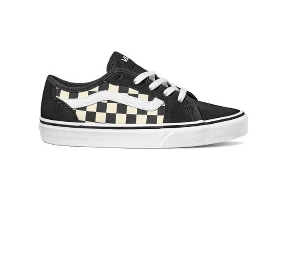 Tênis Vans Filmore Decon (checkboard) Black/White