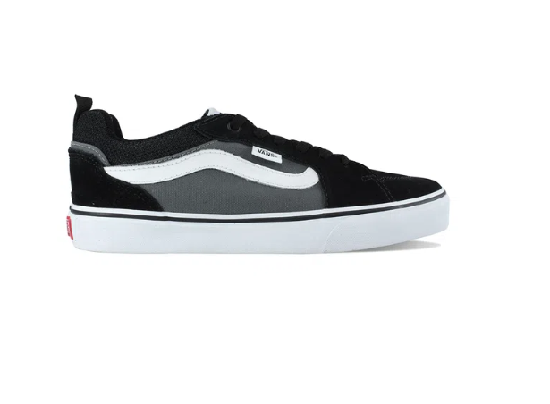 Tênis Vans Filmore Suede/Canvas/Black/Pewter