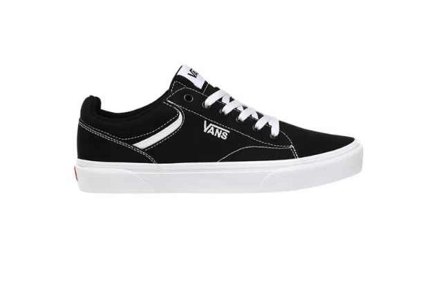 Tênis Vans WM Seldan Canvas Balck/White