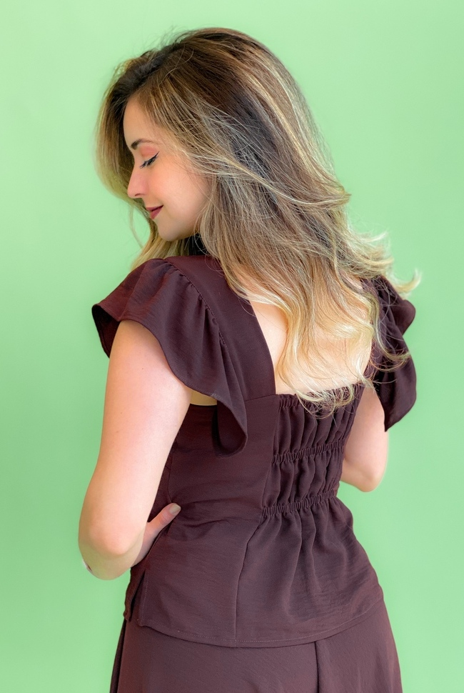Blusa Raquel