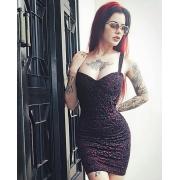 Blusa Elvira Deluxe Red