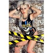 Body com Estampa Guns N Roses